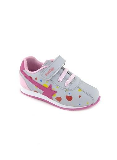Necix's Funny Bebek Cırtcıtlı Spor Ayakkabı-Siyah-Mor Funny Bebek Cırtcıtlı Spor Ayakkabı-Siyah-Mor Renkli